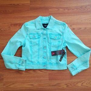 NWT! Boom Boom Jeans jacket